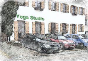 Studio-aussen; Mein Yoga Studio